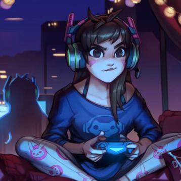 overwatch booster Syrax avatar